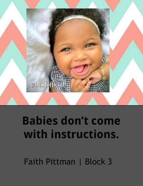 infant care ebook