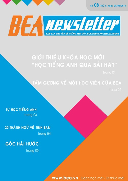 BEA Newsletter_So 08_2010