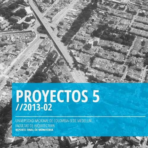 PROYECTOS 5 // 2013-02