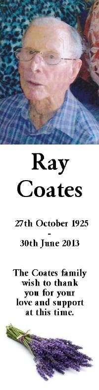Ray Coates