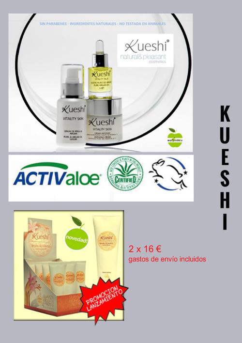 BIOSOLIDARIO, CATALOGO KUESHI