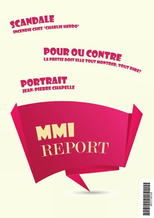 MMI REPORT - Les journalistes peuvent-ils tout dire et tout mont