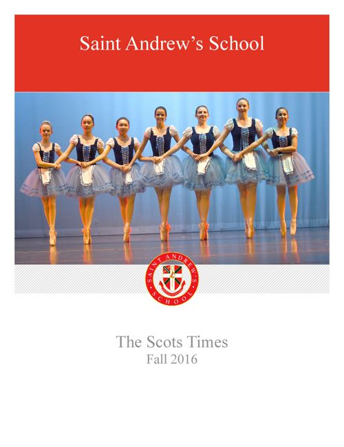 Scots Times Fall 2016