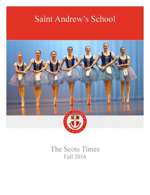 Scots Times Fall 2016