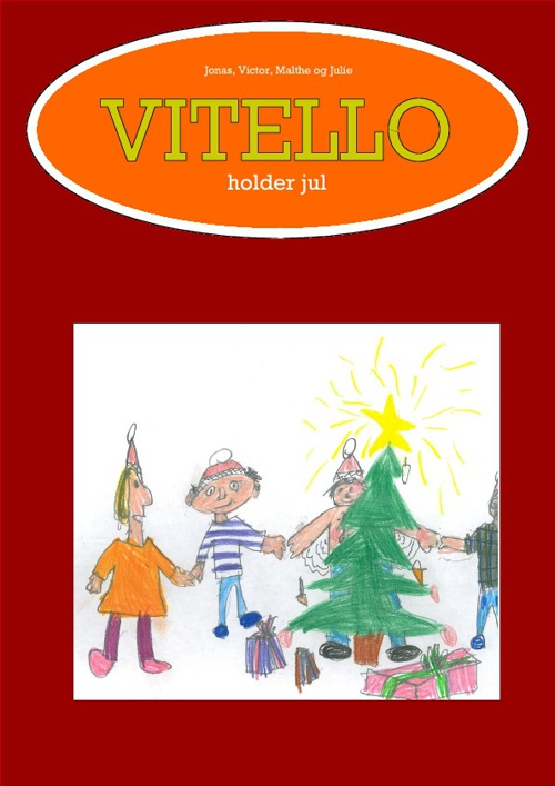Vitello holder jul