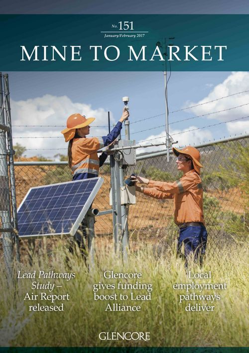 Mine to Market No. 151 January/February 2017
