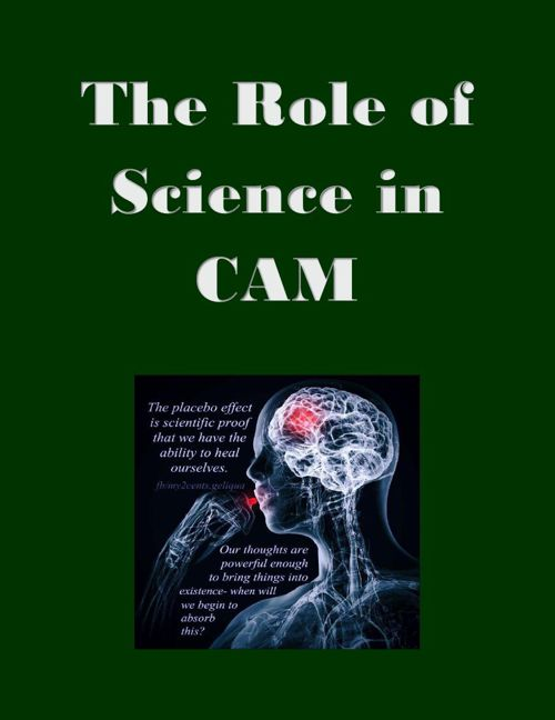 The Role of Science in CAM
