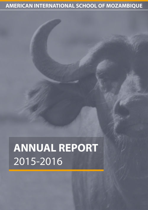 AISM Annual Report 2015-2016