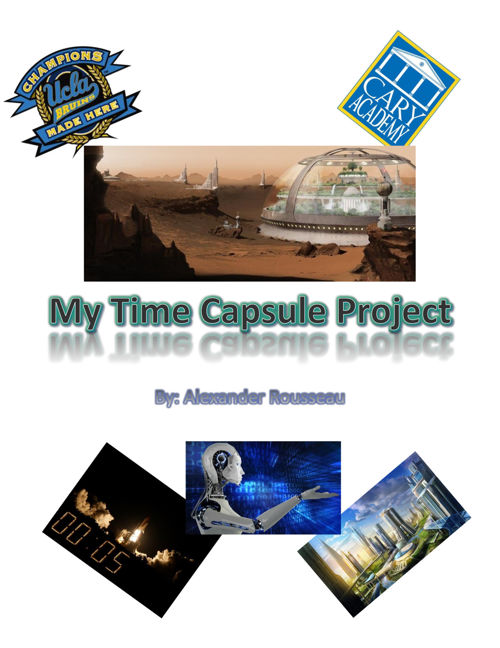 My Time Capsule Project