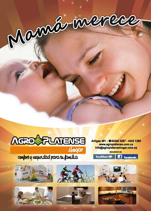 Catalogo Agroplatense / Agrplatense Hogar - Mayo de 2013