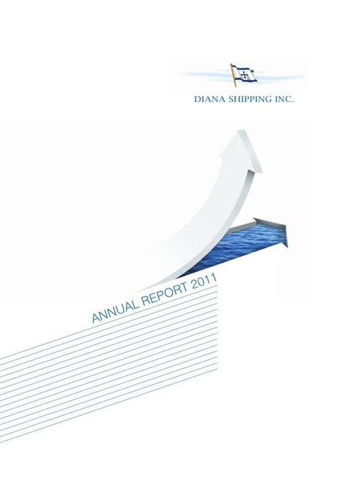 Diana Shipping Annual Report