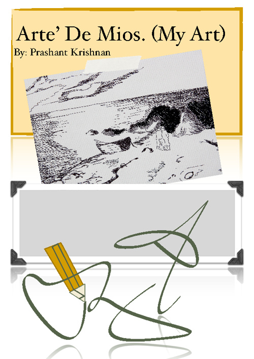 Prashant's draw and paint portfolio