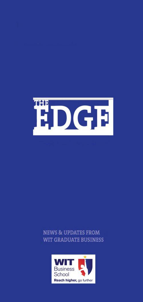 The Edge Newsletter