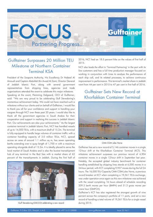Focus Issue 23 Vol_1