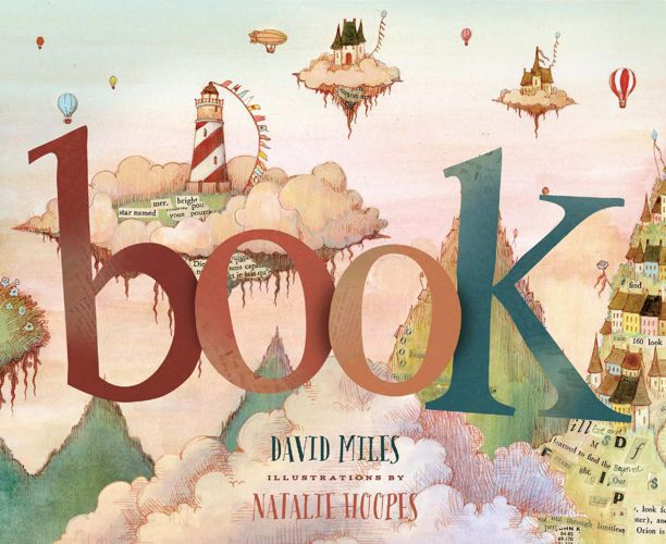 Book (Sample) by David Miles, illustrated by Natalie Hoopes