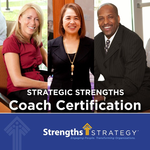 Strategic Strengths Coach Certification Brochure