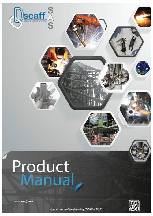 DSCAFF-SAS SYSTEM PRODUCT MANUAL