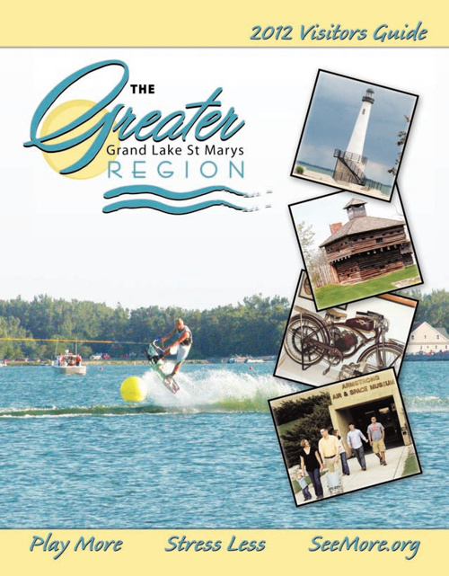 Auglaize and Mercer CVB 2012 Visitors Guide