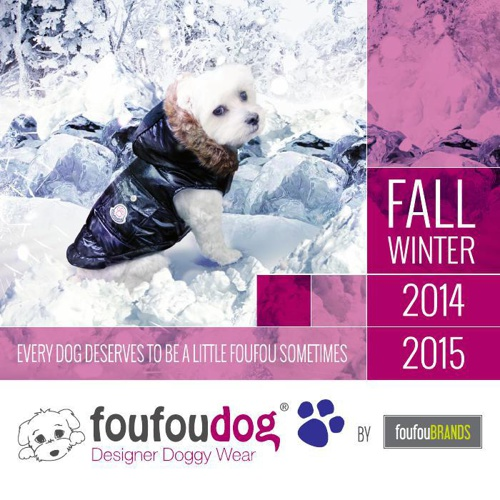 foufou dog Fall Winter 2014-2015 Collection Lookbook