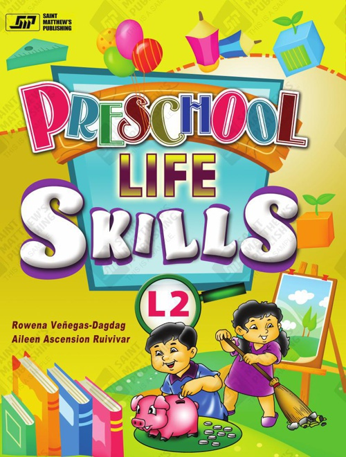 Preschool Life Skills - Level 2