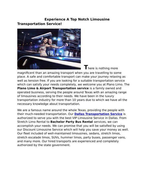 Planolimoservicetx-com-discount-limousine-service