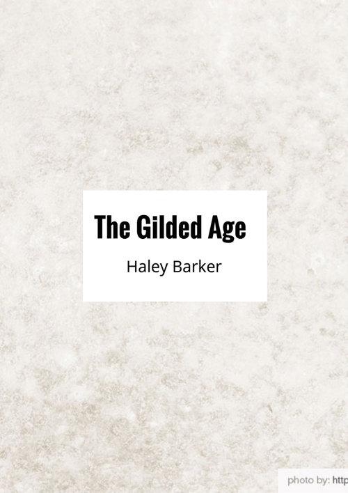 American History II Gilded Age