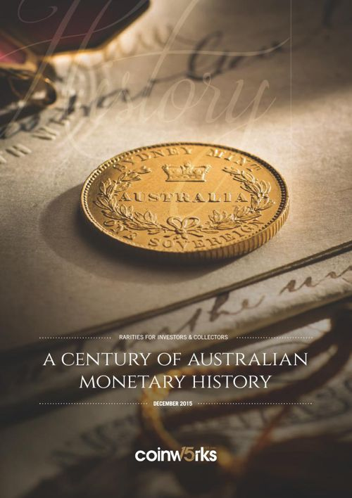Old A Century of Australian Monetary History