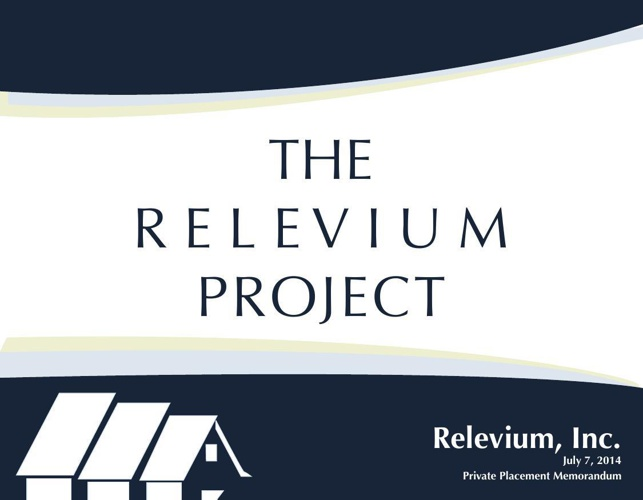 The Relevium Project PPM 7.16
