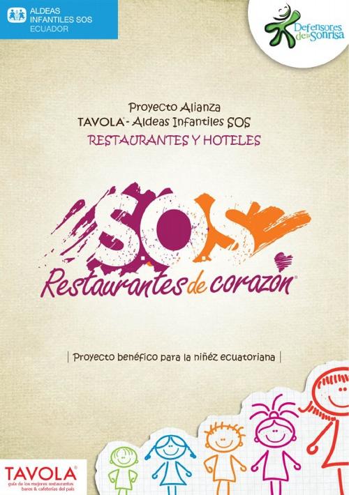 SOS Restaurantes de Corazón