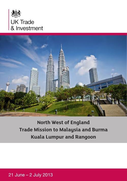Malaysia And Burma