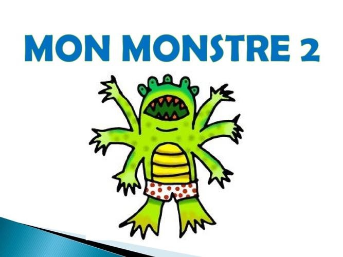 Mon Monstre 2