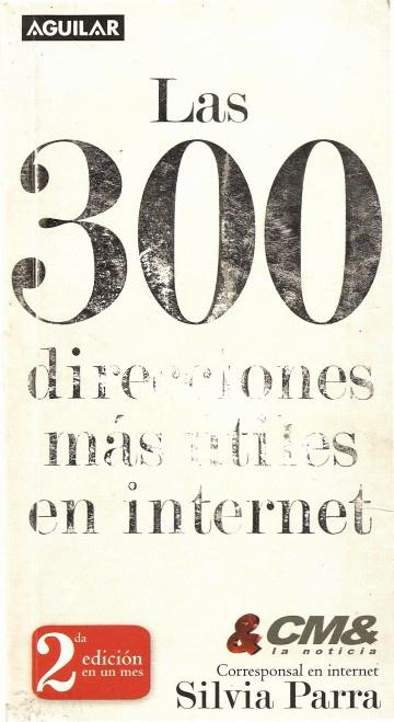 300 direcciones de internet