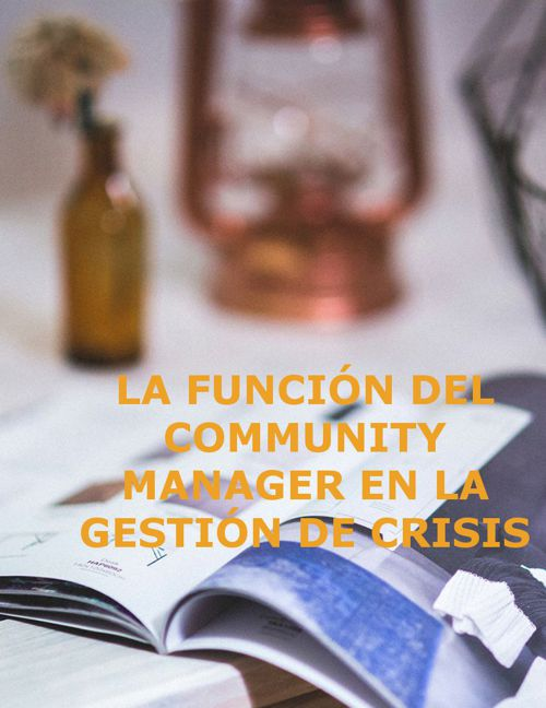 Crisis y community manager