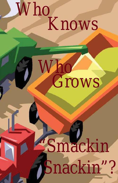 Who Knows WG Smackin Snackin
