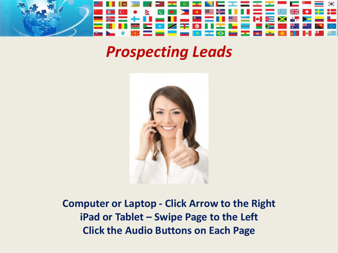 Calling Leads