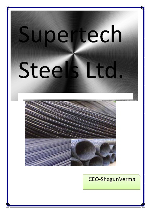 Super tech steel ltd.