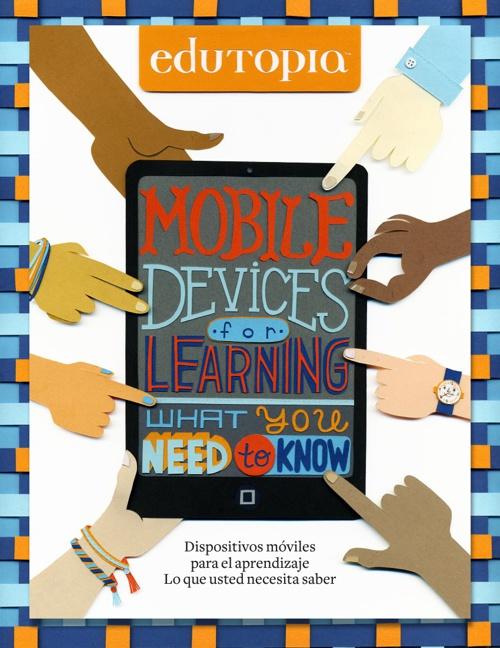 Dispositivos móviles para el aprendizaje.