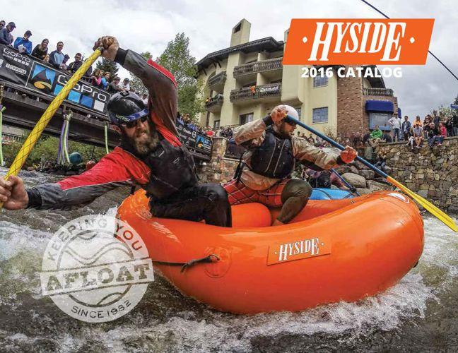 2016 HYSIDE Catalog