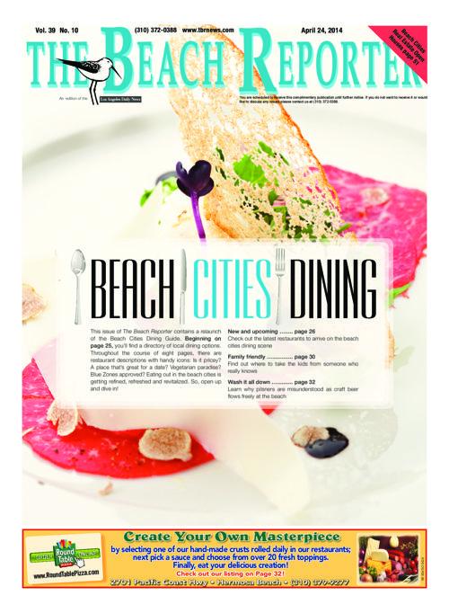 The Beach Reporter   4-24-14