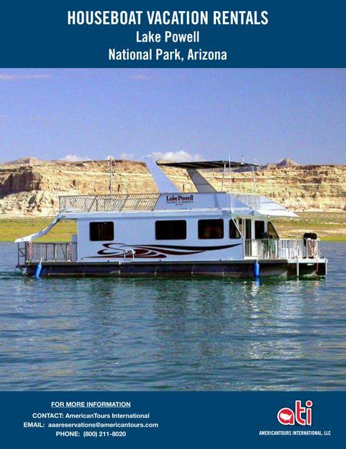Lake Powell Houseboats