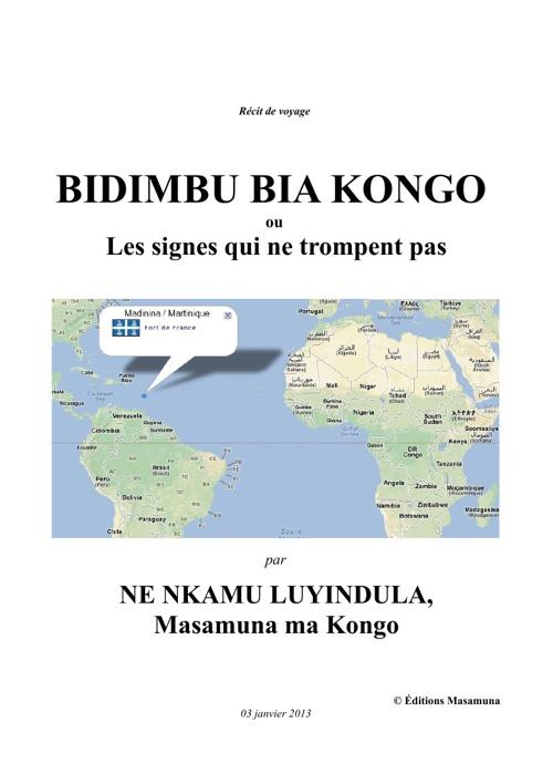 Bidimbu bia Kongo ou Les signes qui ne trompent pas