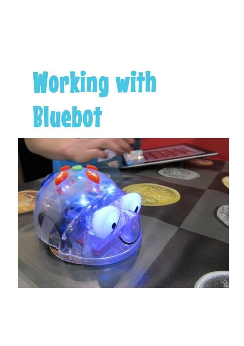 Working with Bluebot