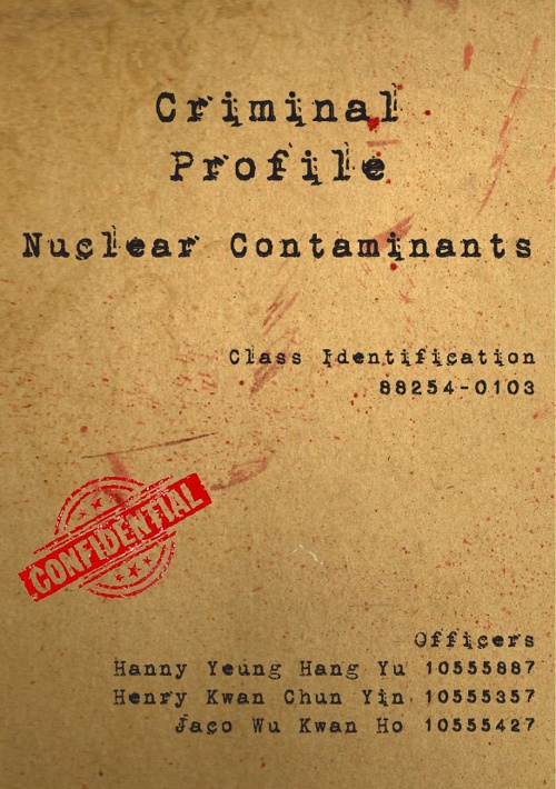 Food and the Body Pamphlet - Nuclear Contaminated Food