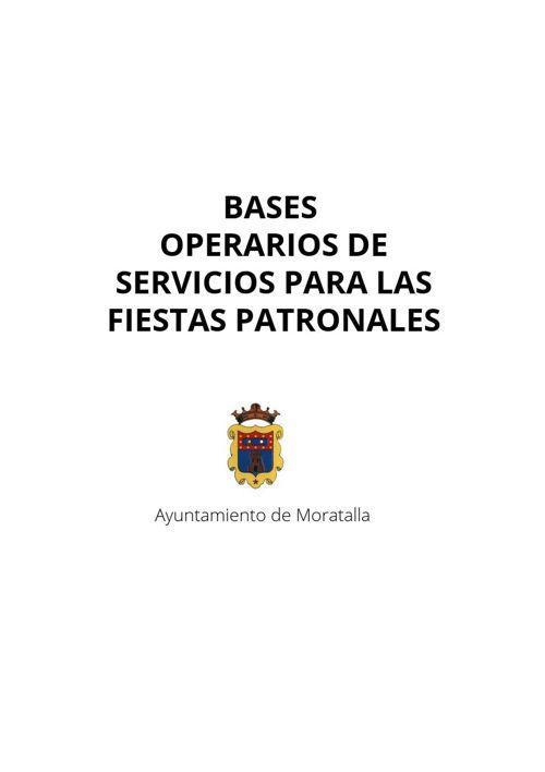 BASES BOLSA EMPLEO OPERARIOS DE SERVICIOS FIESTAS(1)