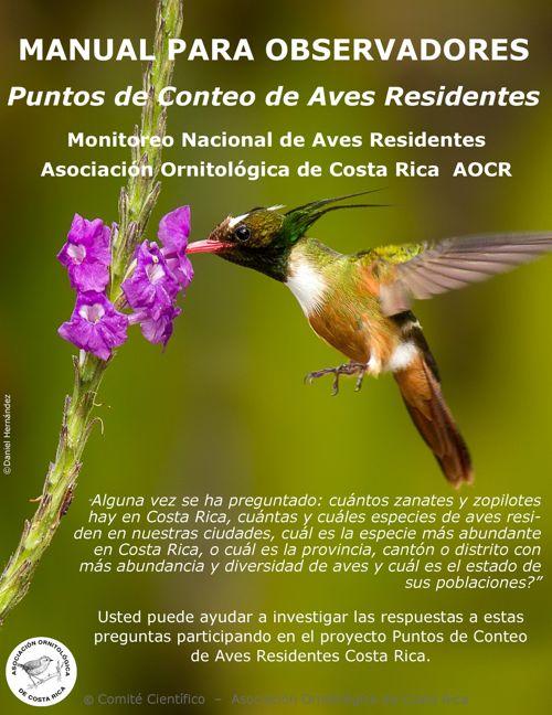Manual para observadores AOCR