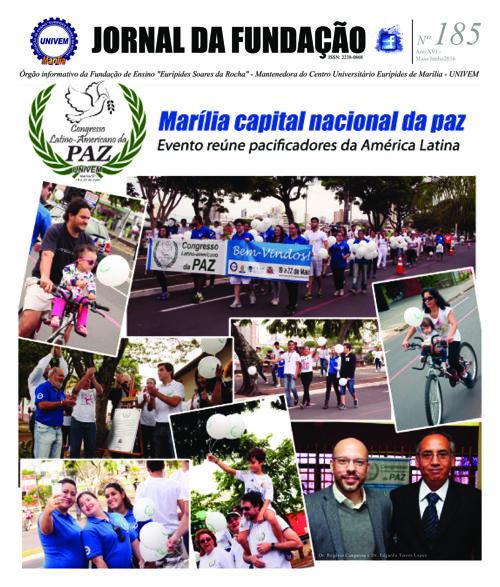 Jornal da Fundação / maio-junho