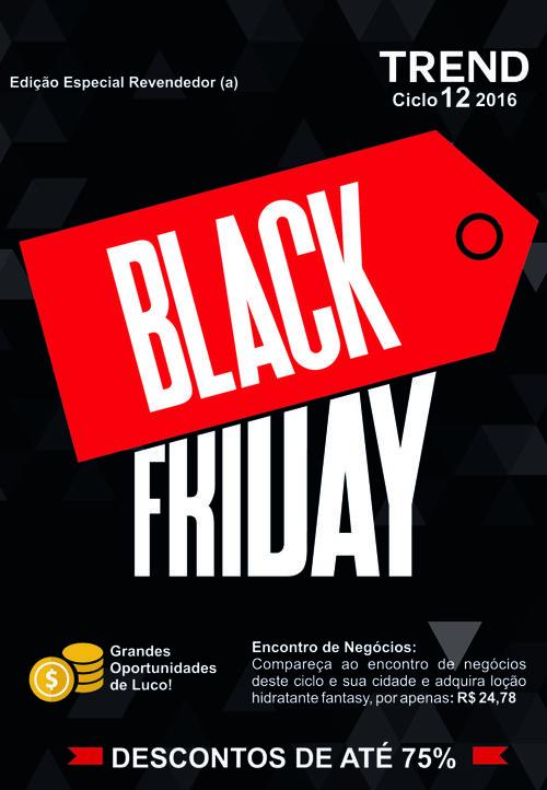 revista online trend black friday 2016 - consultor