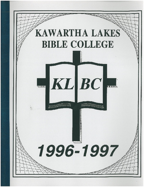 1996 - 1997 Yearbook