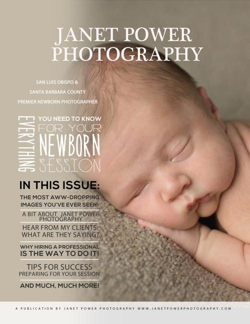 Newborn Magazine  ready