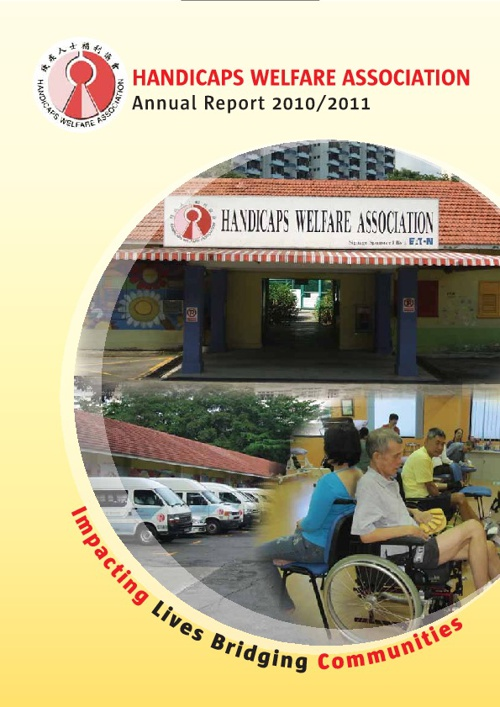 Annual Report 1st April 2010 - 31st March 2011